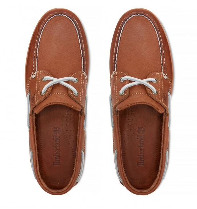 Timberland Classic Boat 2 Eye Argan Oil Escape Men