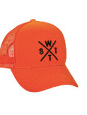 WATTS Tribe Cap 5529 carbon orange