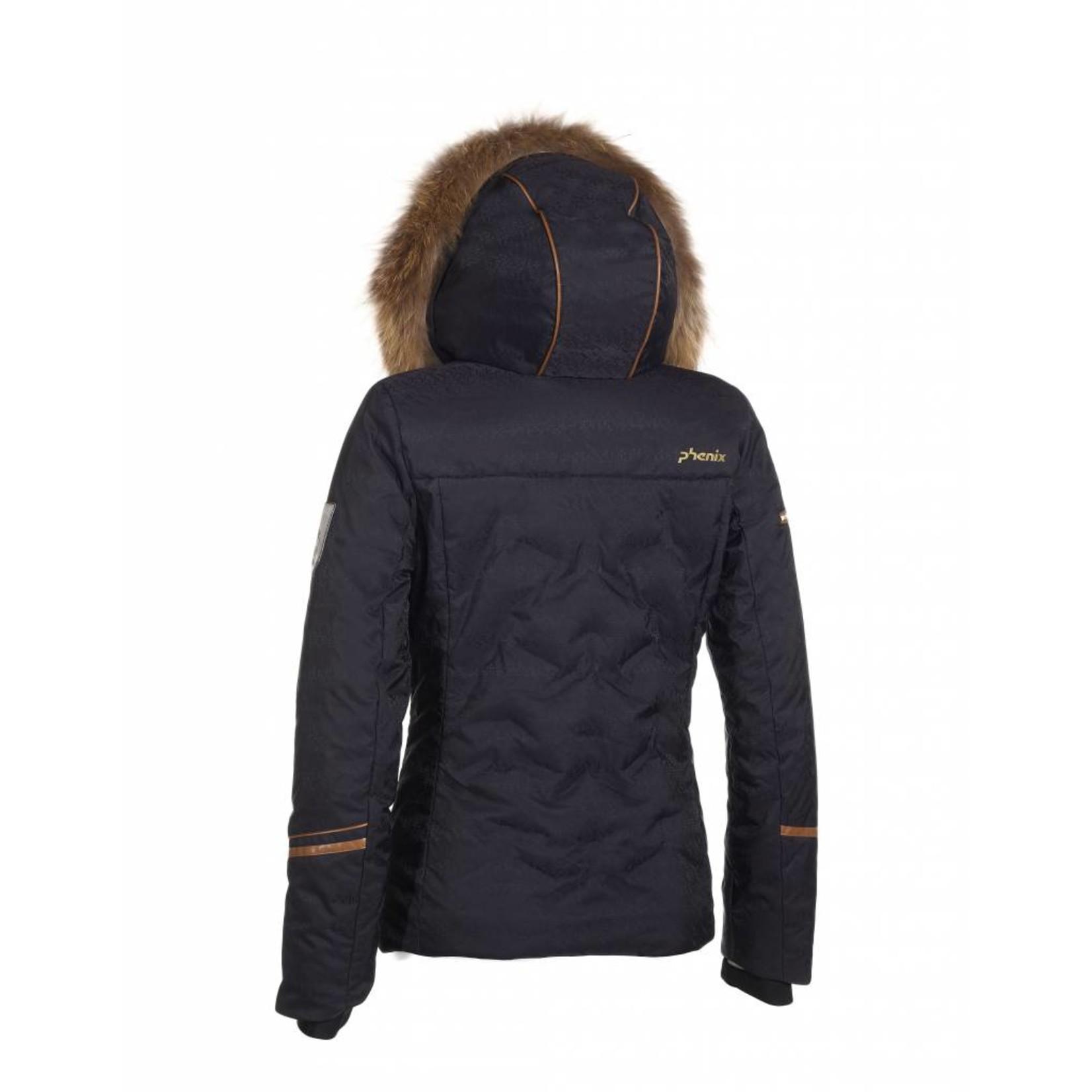 PHENIX Rose Jacket - BK