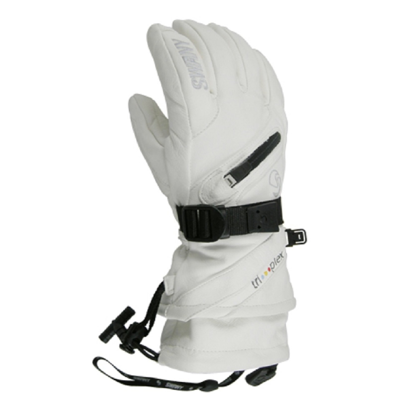 SWANY Glove Leather Mens white