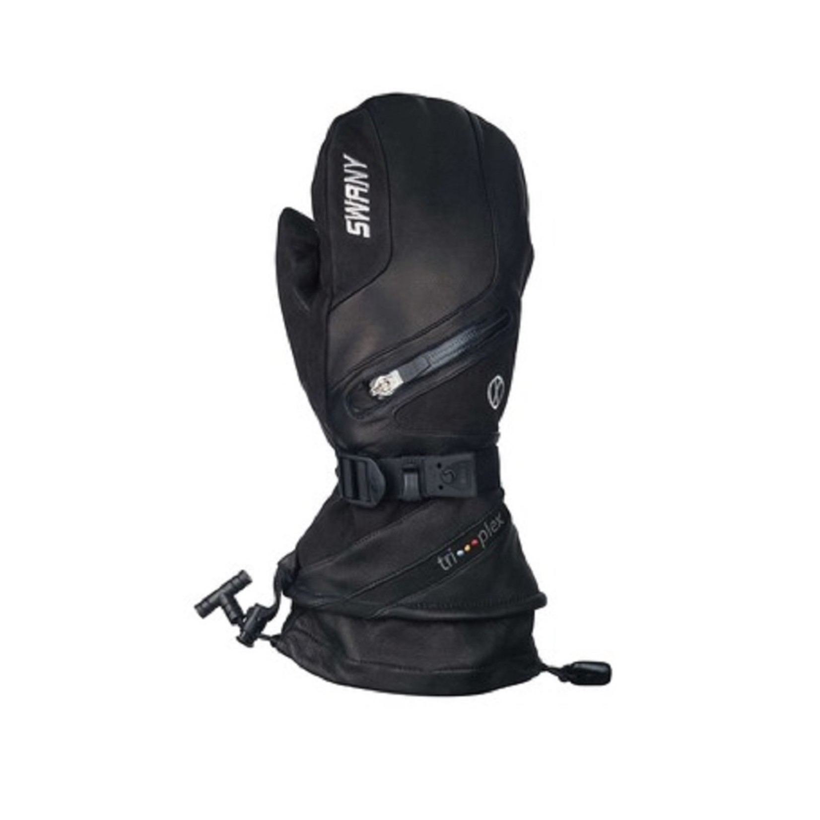 SWANY Mitten Leather Mens black