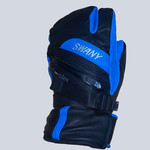 SWANY Lobster Leather Mens black/blue