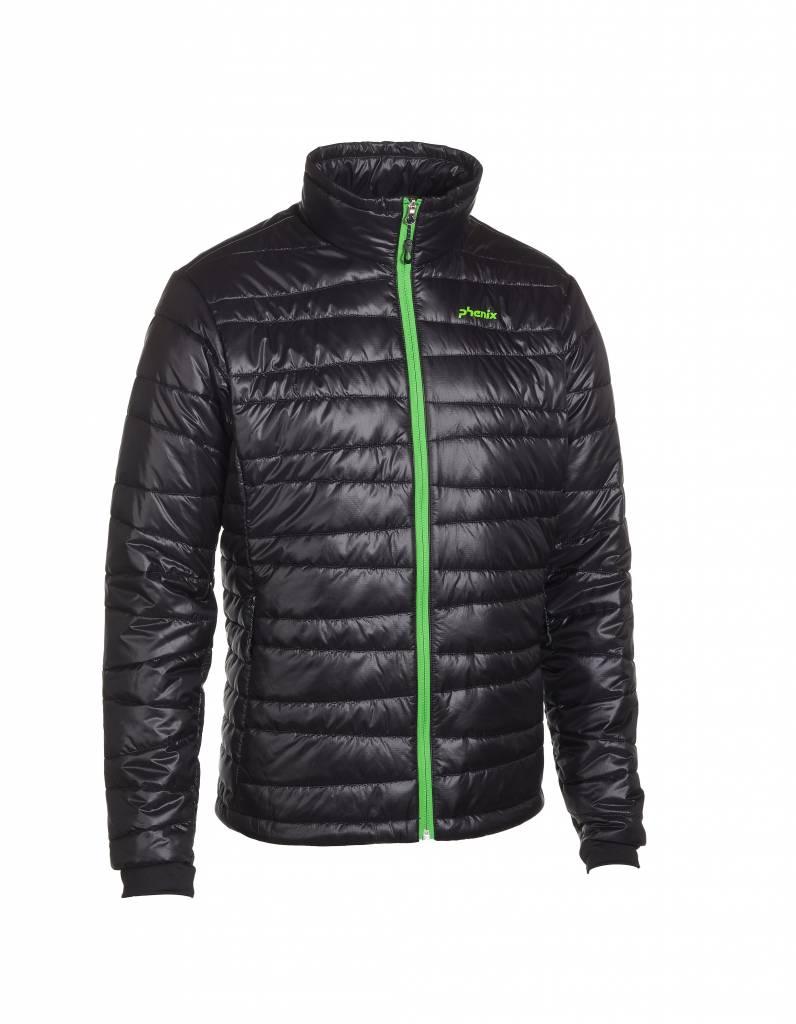 phenix Fluffy Insulaion Jacket - BK