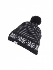 phenix Snow Light Knit Hat - BK