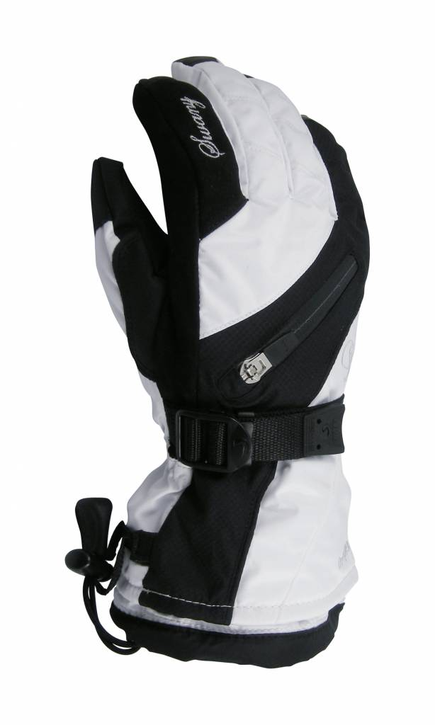 SWANY  X-Therm Glove Lady - WH / BK