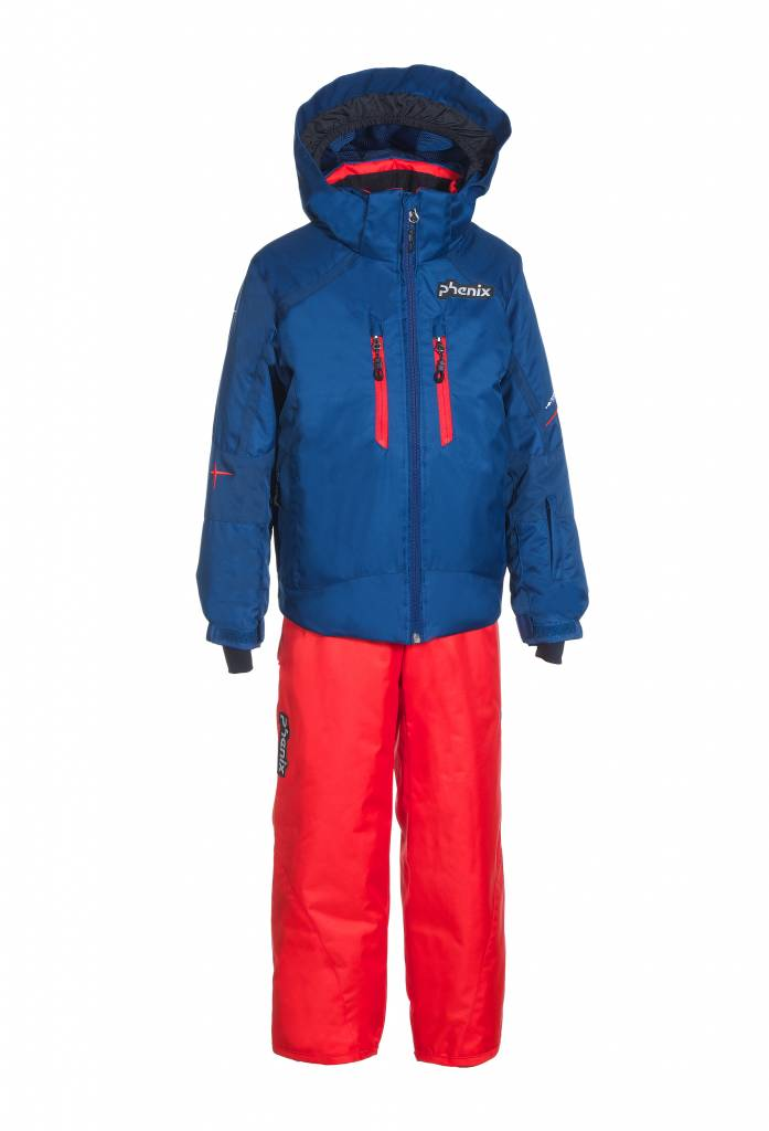 PHENIX Norway Alpine Team Kids Two-piece - NV