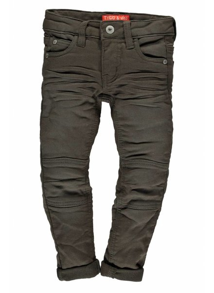 Tygo & Vito Fancy cir jog denim skinny jeans