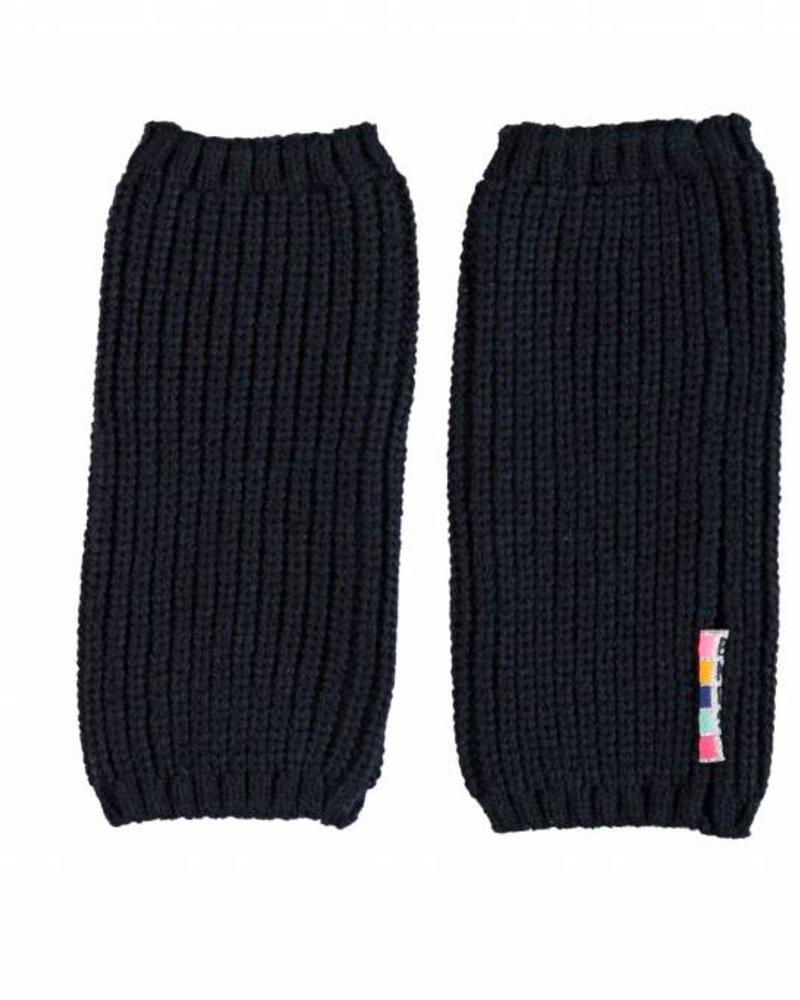 B.nosy Gils knitted legwarmer Color: midnight