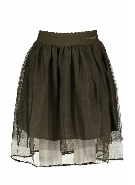 NoNo Nina long tule skirt