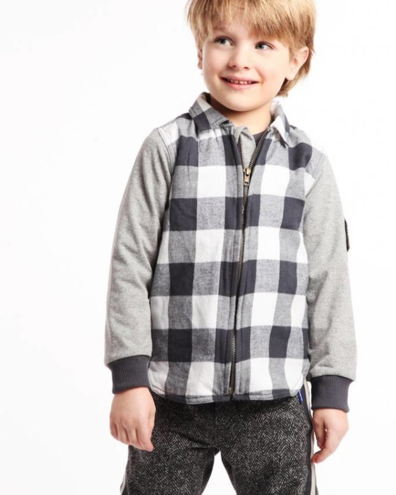 Claesens kinderkleding Boys Blouse Color: Big Checks Woven