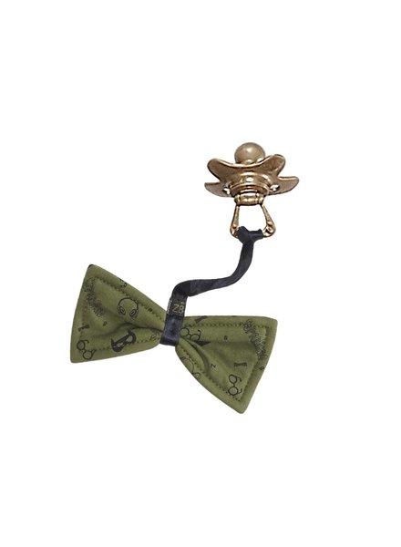 Z8 Speendoekje Snuffel Color: Army green