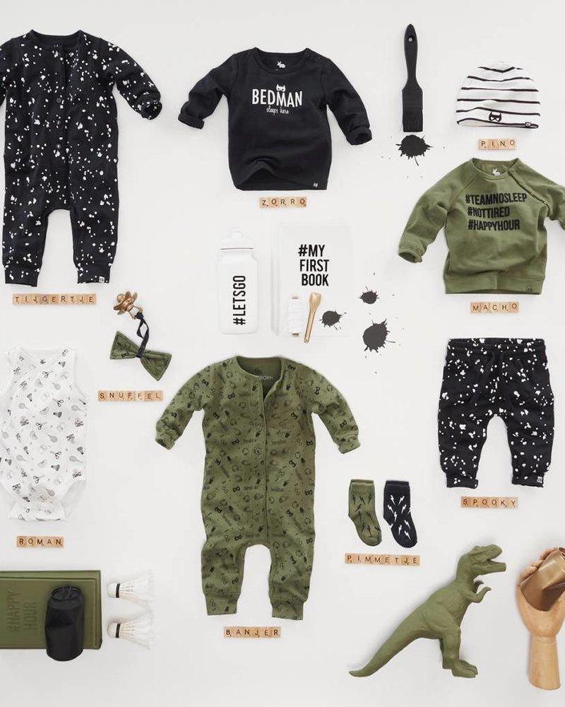 Z8 Z8 Sokken Pimmetje Color: Army green