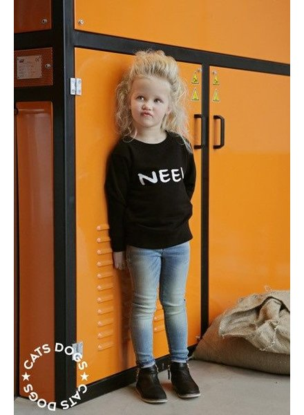 Cats & Dogs Sweater NEE/ NOU EN?