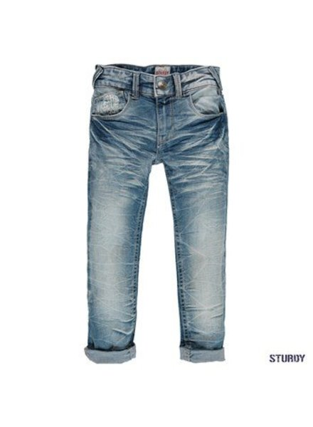 Sturdy Jeans Color: denim