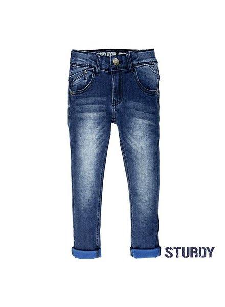 Sturdy Jeans Color: Blue Denim slim fit