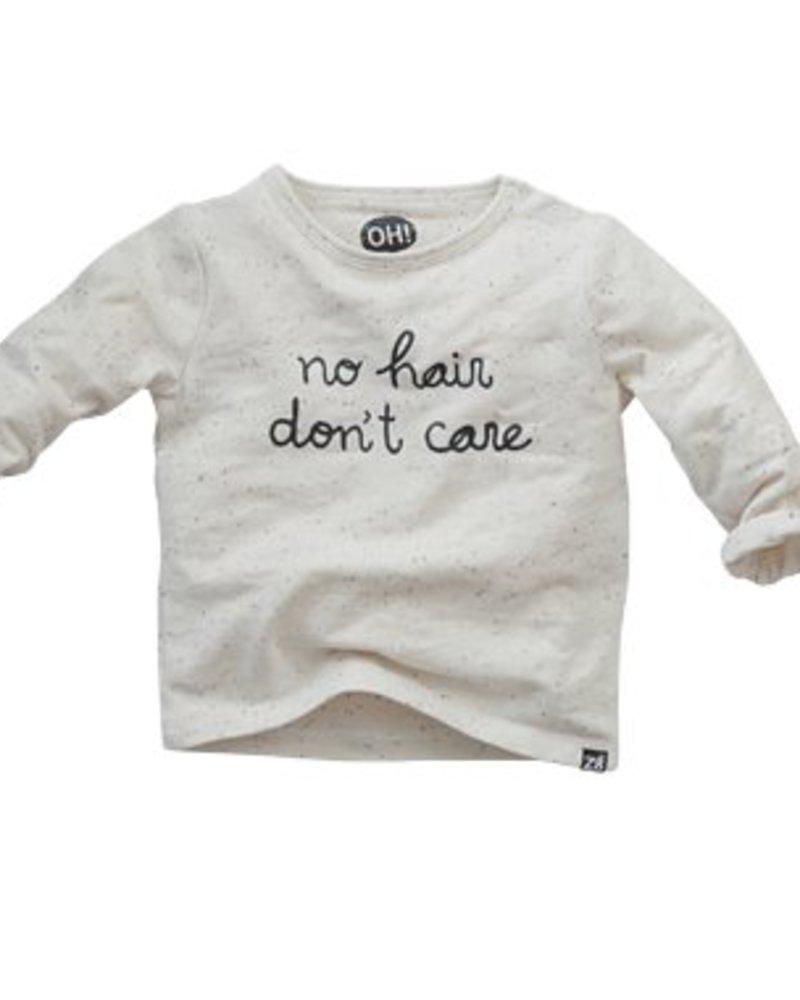 Z8 Shirt Nevin -Cream white/Nep yarn