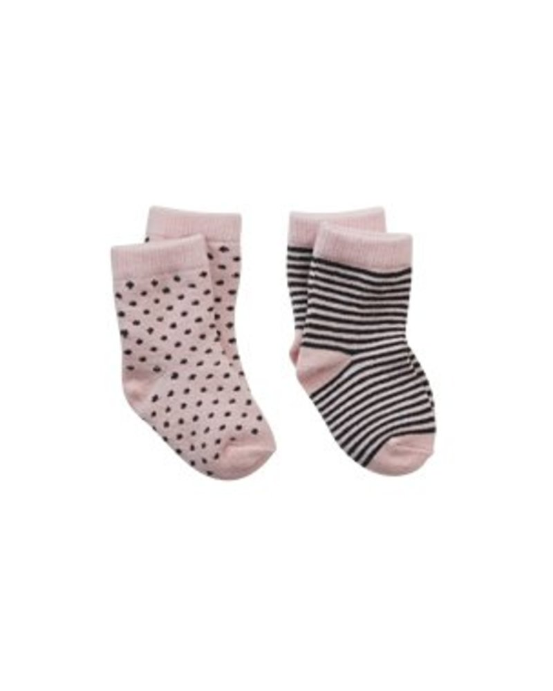 Z8 Sokjes Nadette -Soft pink/Anthracite