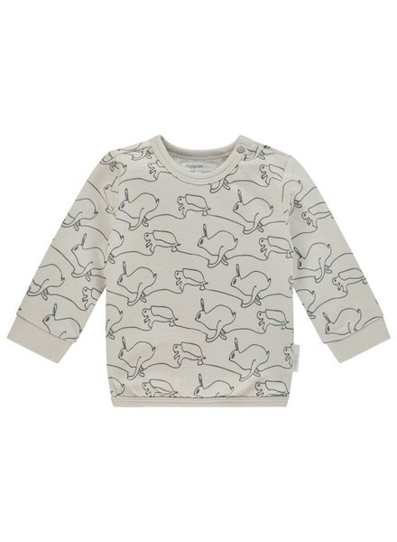 Noppies Sweater LS Tavares Color: Dove
