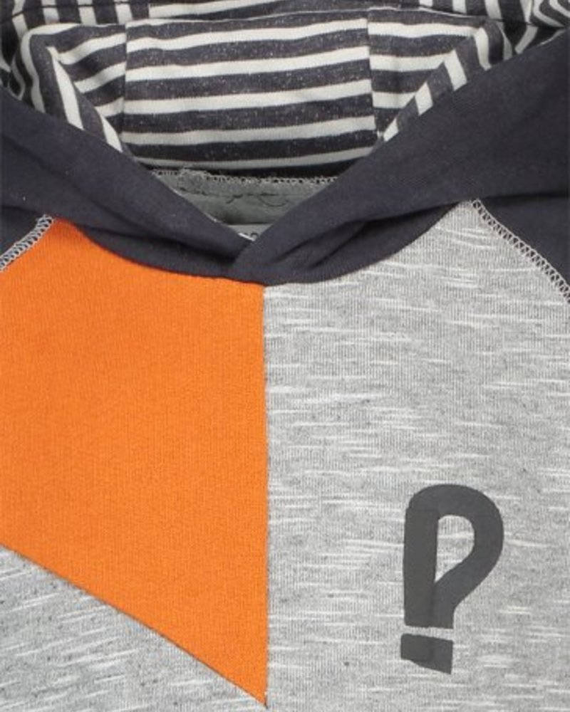 Noppies Boys sweater longsleeve Tygo Color: charcoal