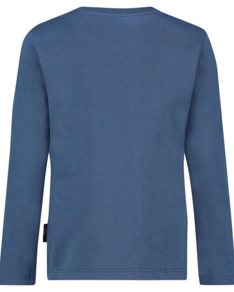 Noppies Boys Tee Longsleeve Talbot Color: indigo blue