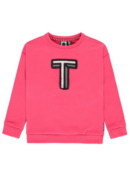 Tumble 'n Dry Girls sweater Vivian Color: Pink
