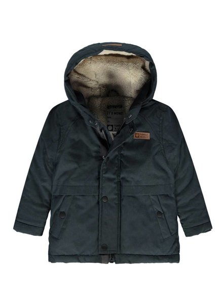 Tumble 'n Dry Boys winterjas Kaya Color: graphite grijs