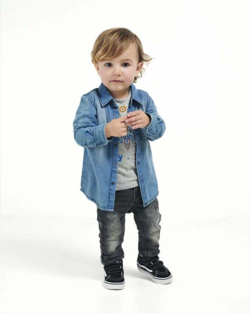 Tumble 'n Dry Baby boy jeans TND-Franc Color: denim black