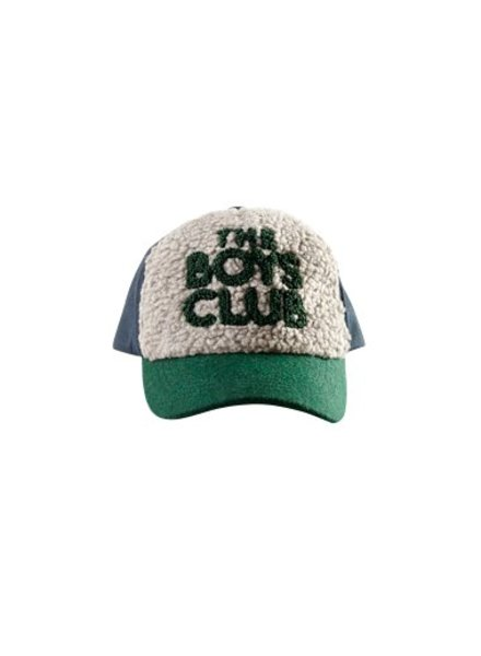 Z8 Boys Cap Bavo: Color: moonlight blue/bottle green