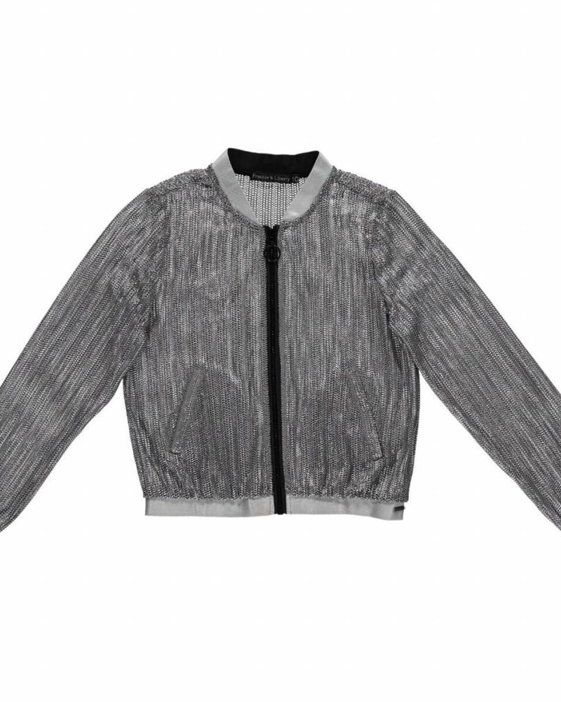 Frankie & Liberty Goddess Jacket Silver