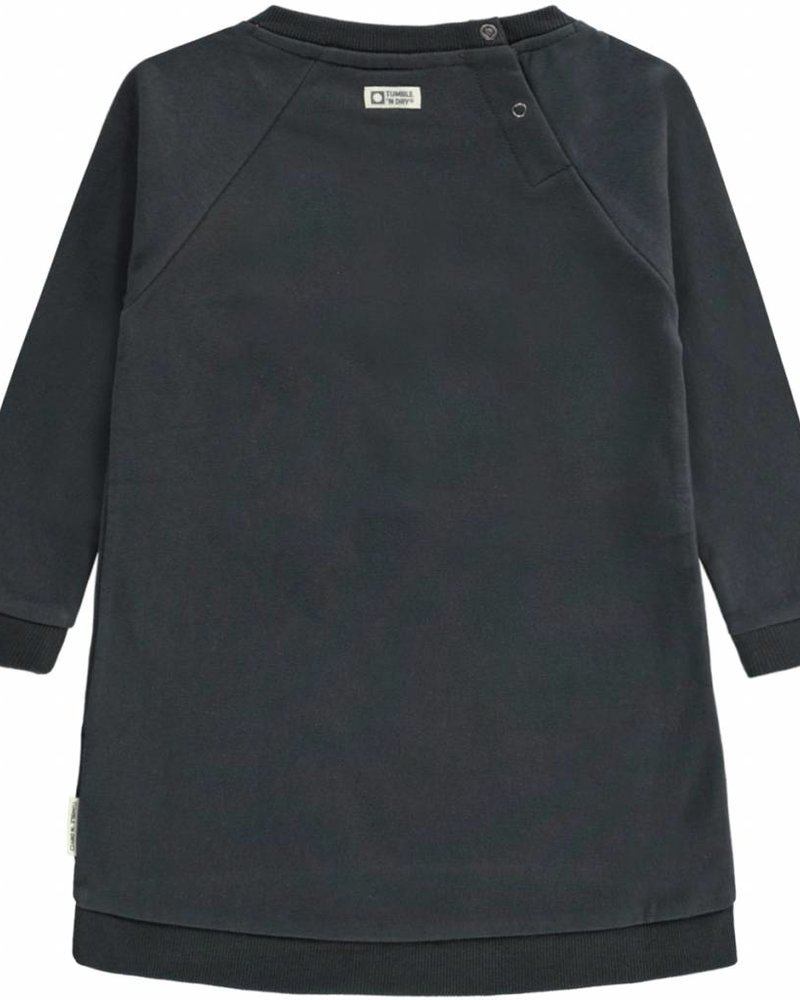 Tumble 'n Dry Girls dress Teressa Lo  Color: grey dark