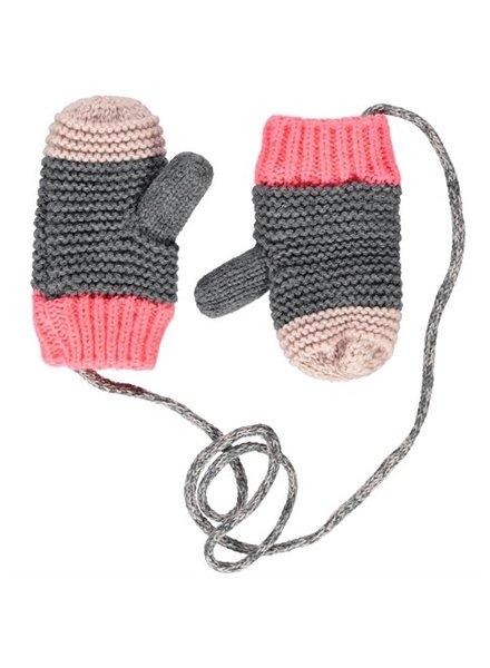 Tumble 'n Dry Girls Tarja Lo handschoenen Color: grey dark