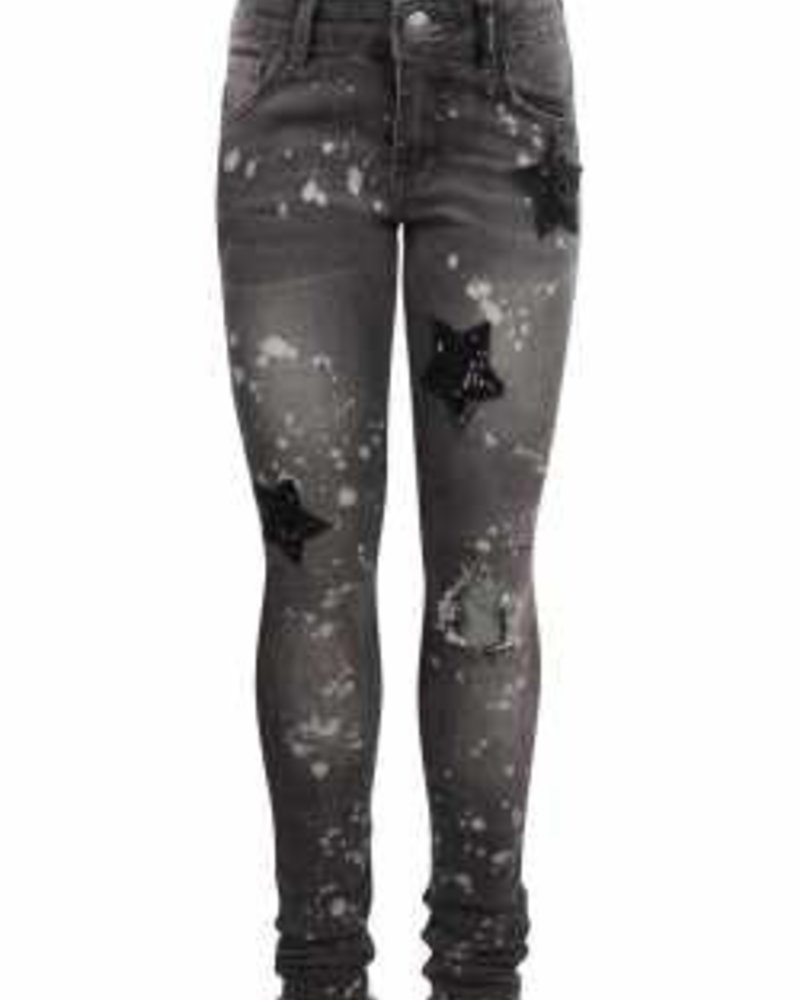 Retour Girls jeans Phillippa Color: black denim