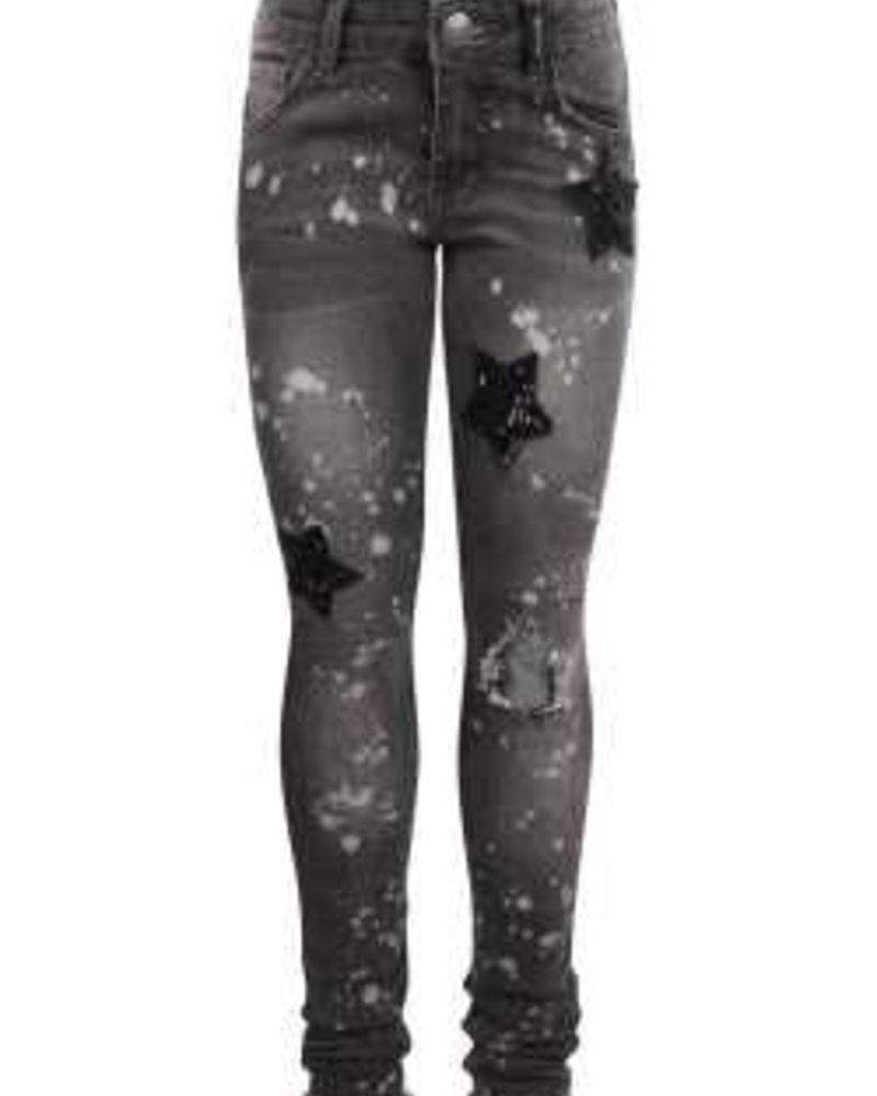 Retour Jeans Girls jeans Phillippa Color: black denim