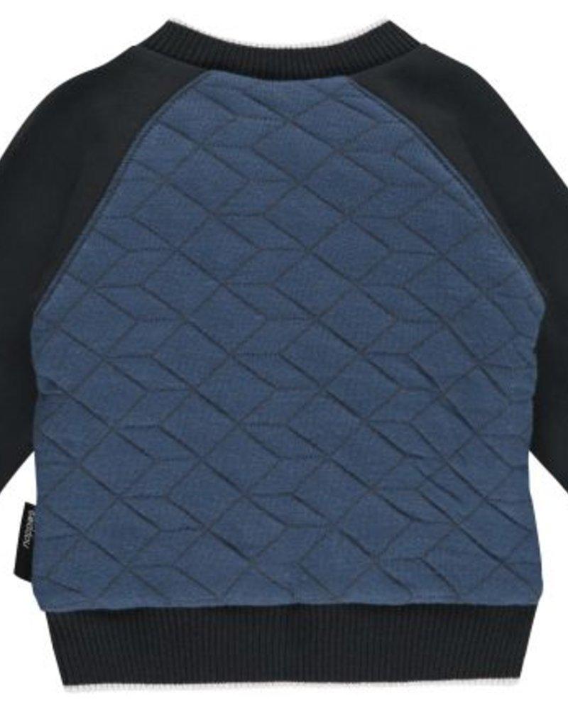 Noppies Baby vest Trenton Color: charcoal