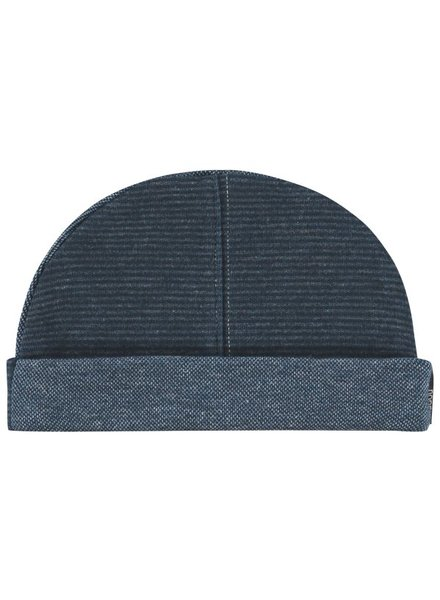 Boys hat Vienna Color: bleu denim