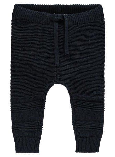 Girls pants knit slim Vaan Color: dark blue