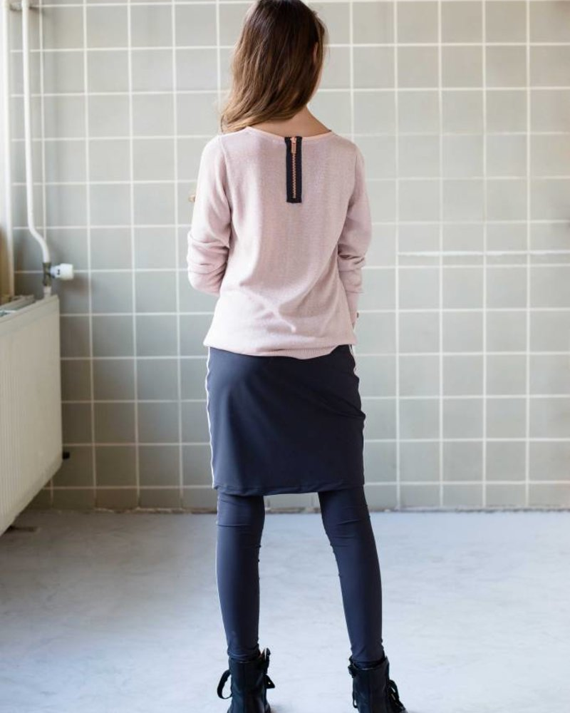 Levv Labels Girls Pullover Alexa Color: blush