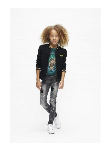 Retour Girls jeans Phillippa Color: black denim
