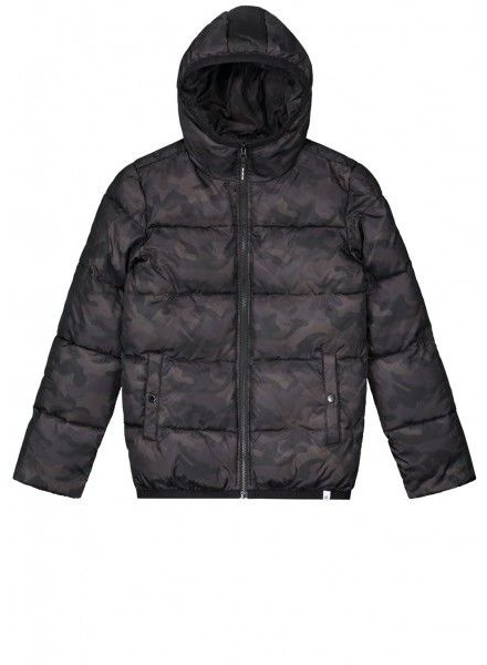 NIK & NIK Boys jacket Elwood Color: dark camouflage