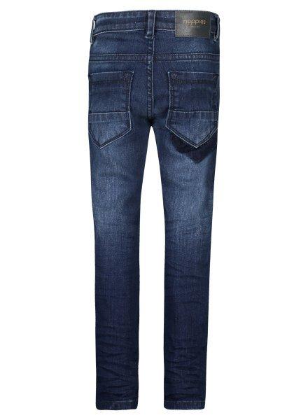 Boys jeans slim Vallis Color: dark wash