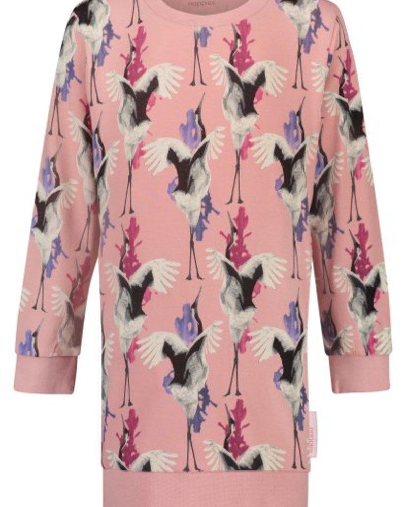 Girls dress Vinzenz Color: rose