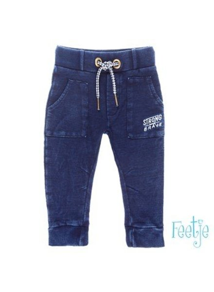 Feetje Boys broek Uni Outsider Color: indigo