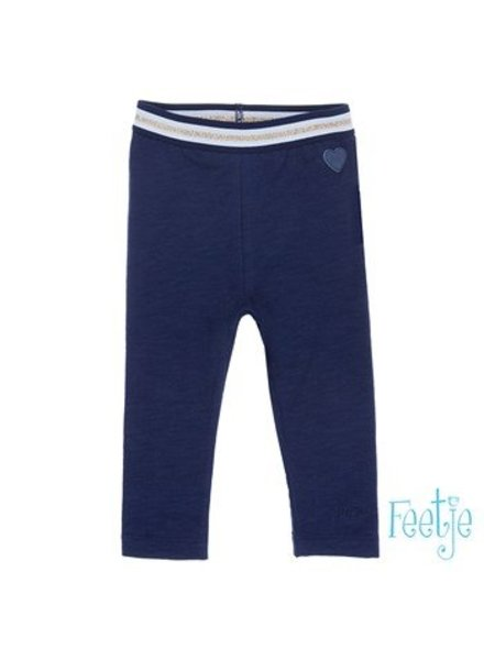 Feetje Baby legging Sisterhood Color: marine
