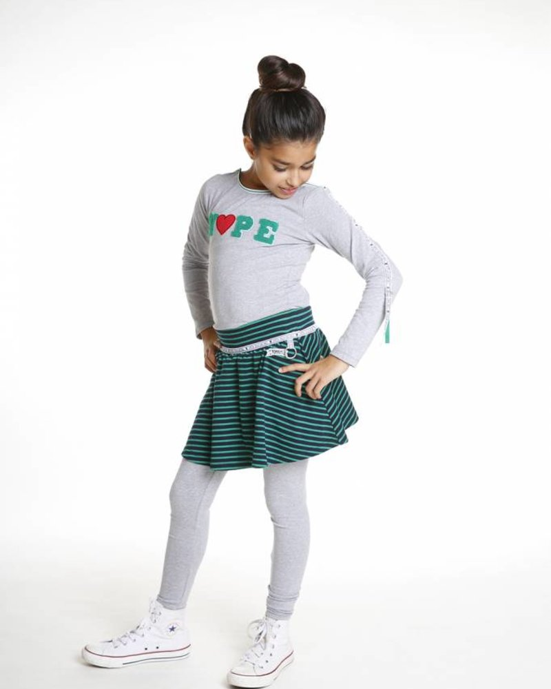 TOPitm Skirt Sammy stripe green
