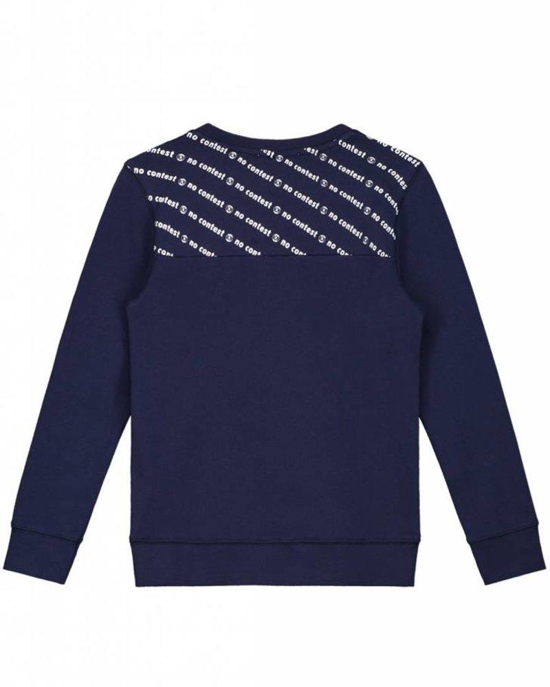 NIK & NIK Nope sweater dark blue