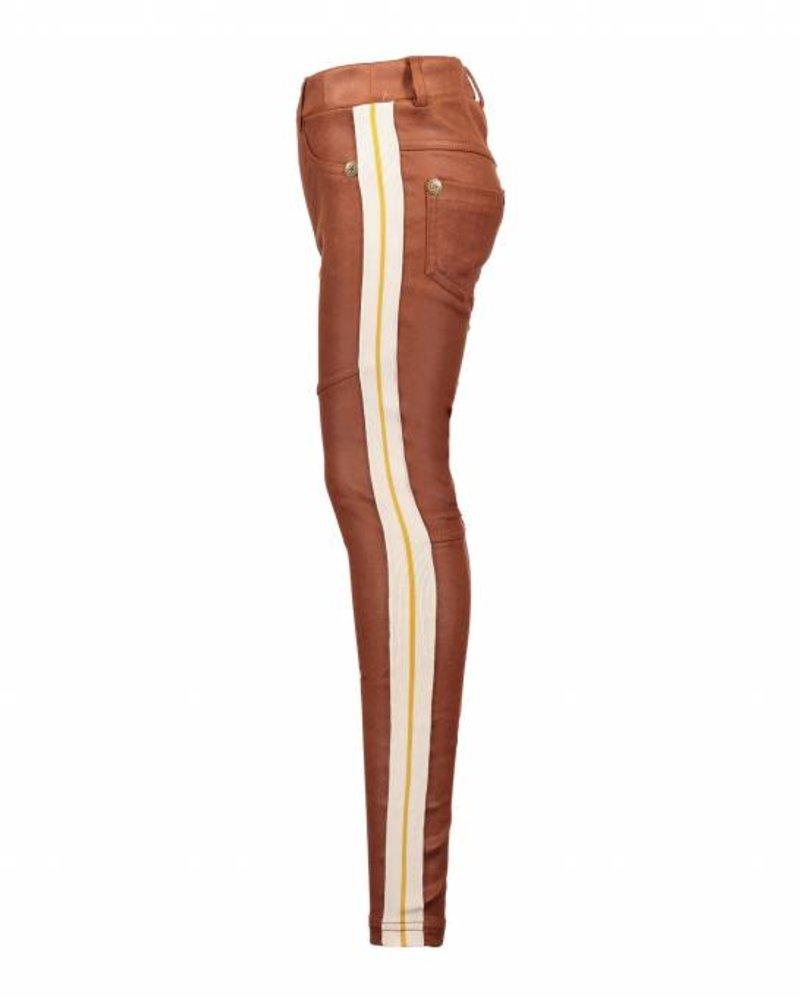 Like Flo Flo girls wax skinny rust broek