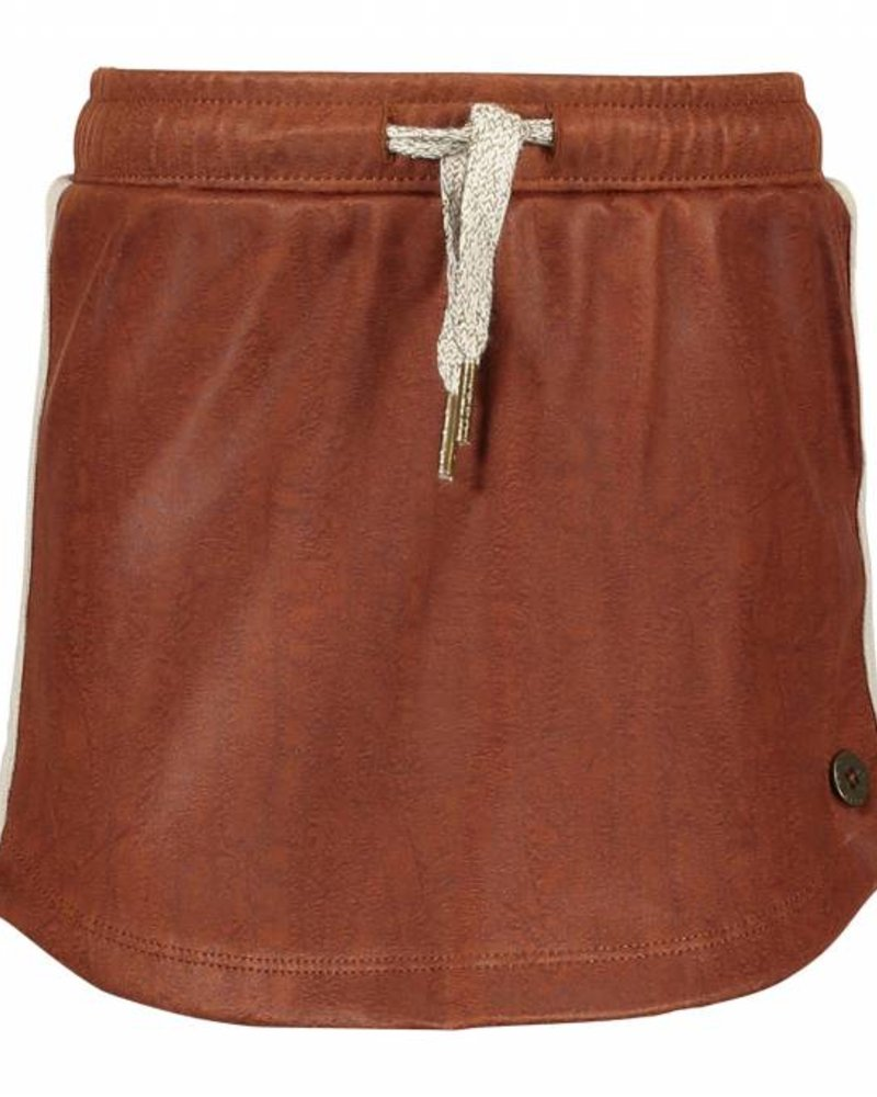 Like Flo Flo girls wax skirt rust
