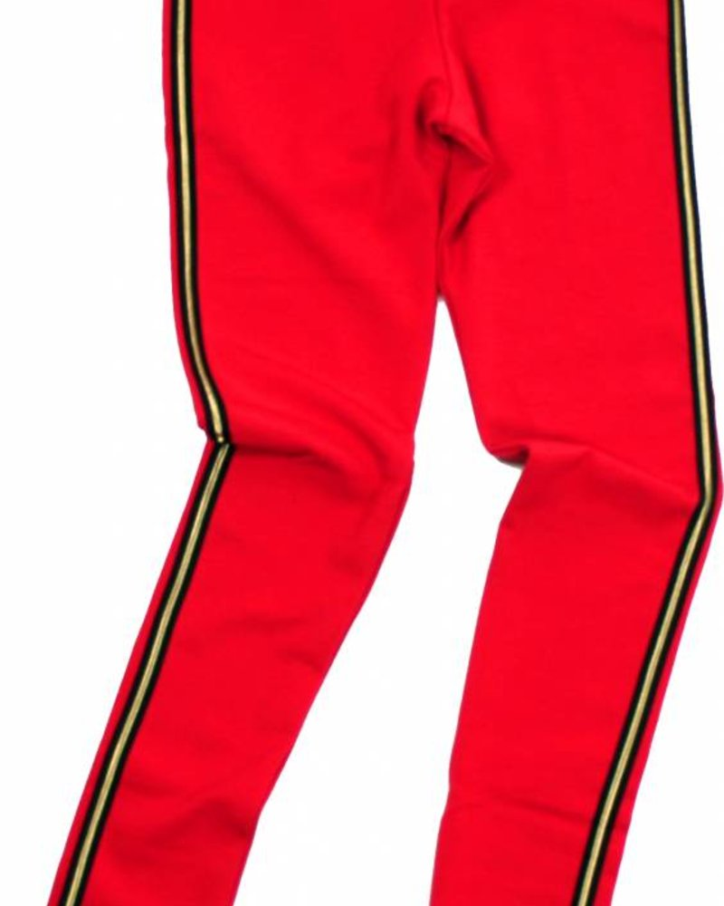 Waaaw Legging rood