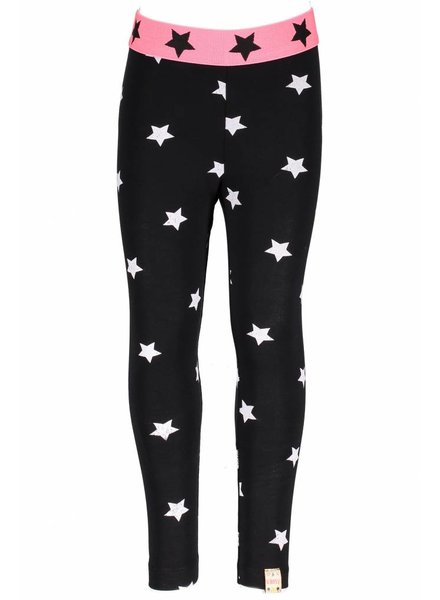 B.nosy Girls printed legging allover