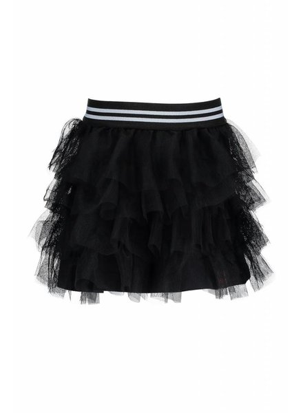 B.nosy Girls plain nett skirt